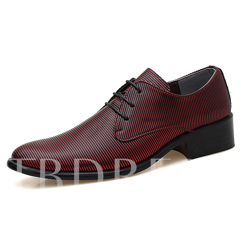 Lace-Up Professional Men's Business Shoes