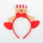 Handmade Sweet Christmas Party Hair Accessories