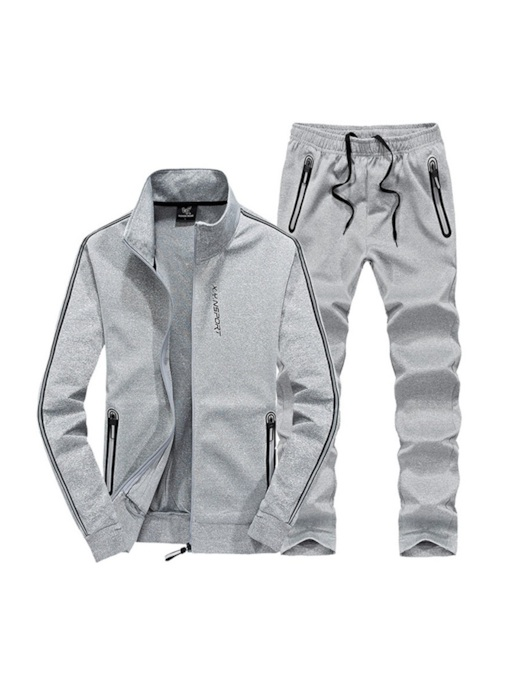 Jacket & Pants Men's Sports Suit