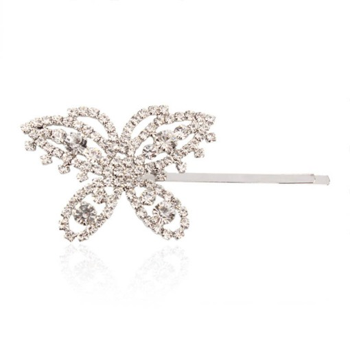 Sweet Butterfly Shape Full Drill Hair Pin