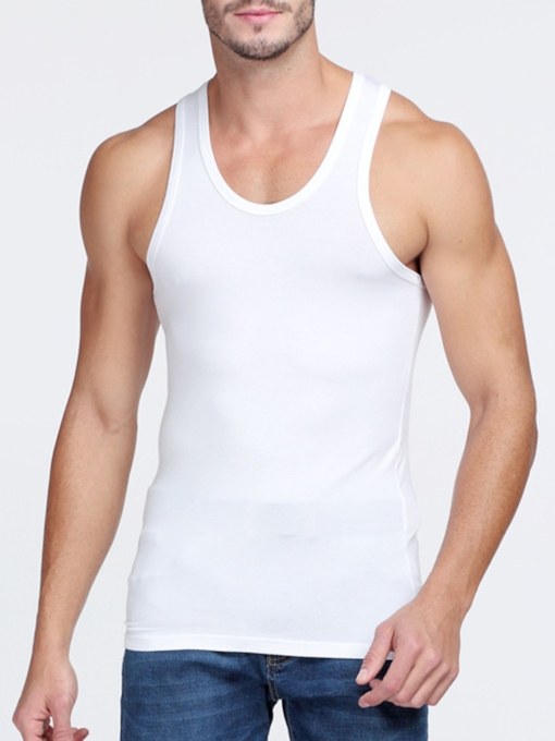 Sleeveless Breathable Tight Men's Vest