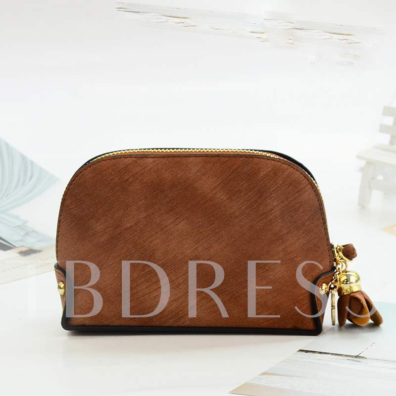 Plain PU Cosmetic Bags/Cases