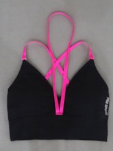 Quick-Dry Adjusted-Straps Full Cup Women's Sports Bra