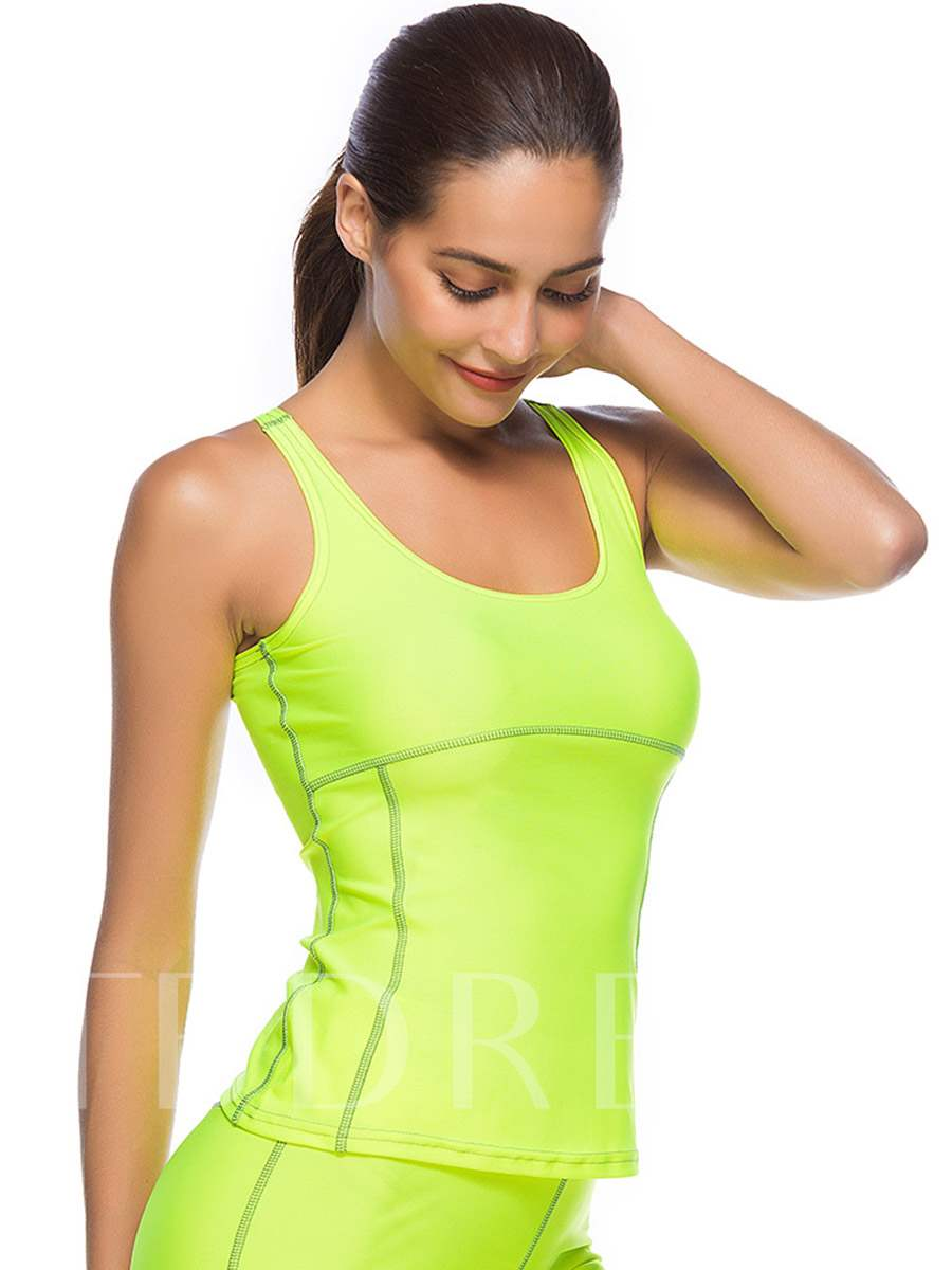 Polyester Quick Dry Tight Vest