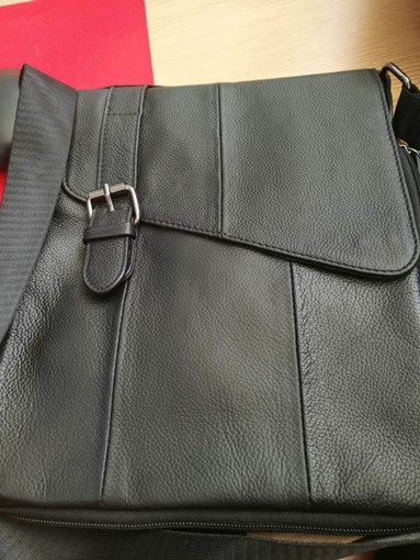 Leather Plain Shoulder Crossbody Bags