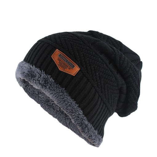 Warmth Outdoors Knitted Beanie for Men