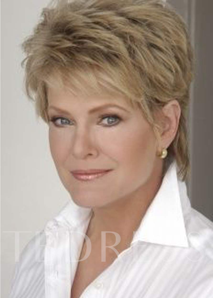 Short Human Hair Lace Front Natural Straight Wigs 10 Inches