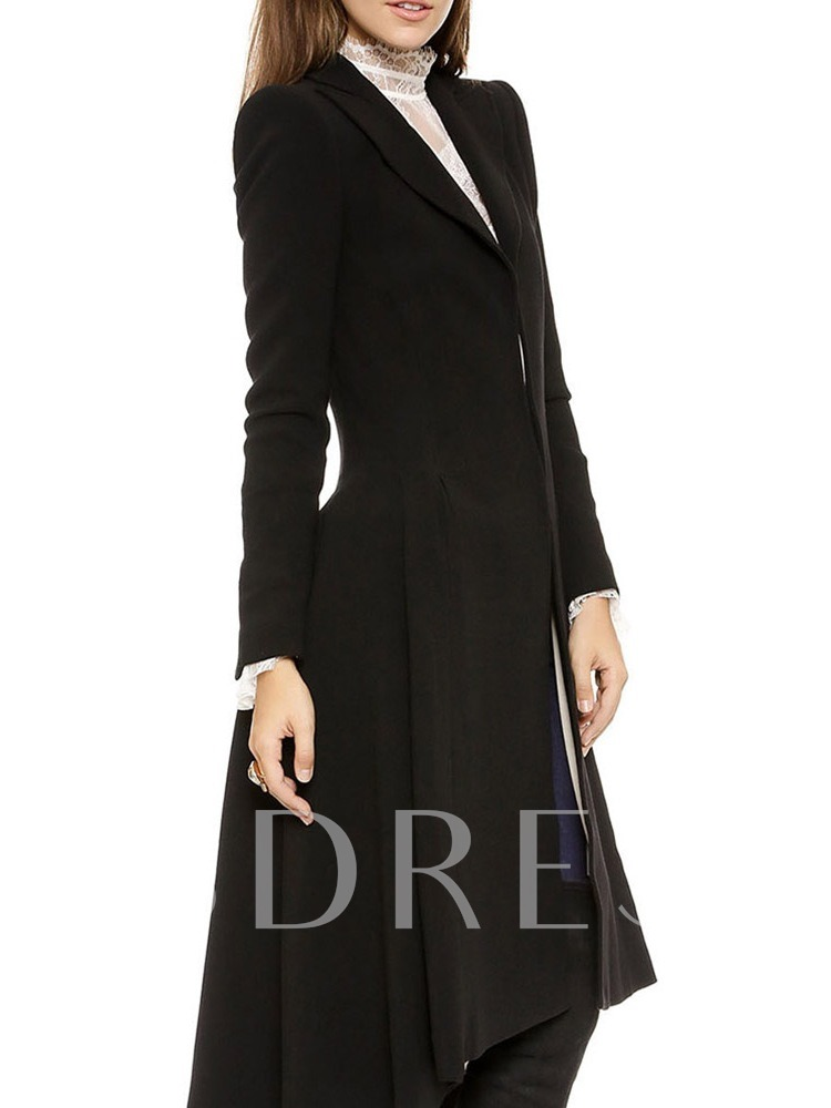 Regular Slim Winter Women's Overcoat
