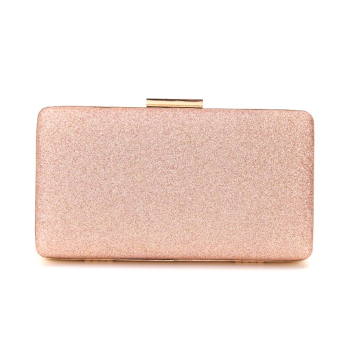 Polyester Wedding Flap European Clutches & Evening Bags