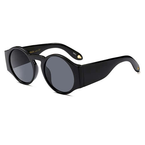 Anti UV Round Fashion Oval Sunglasses