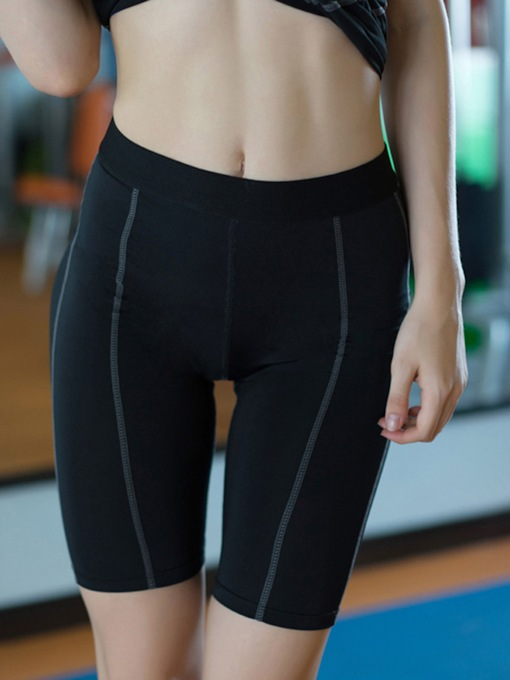 Anti-Sweat Quick Dry Breathable Women's Sports Shorts