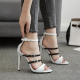 Buckle Open Toe Elegant Womne's Sandals