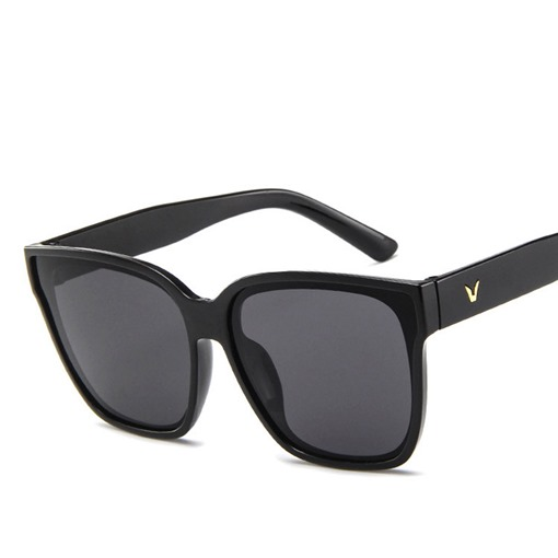 Stylish Fashion Resin Cat Eye Sunglasses