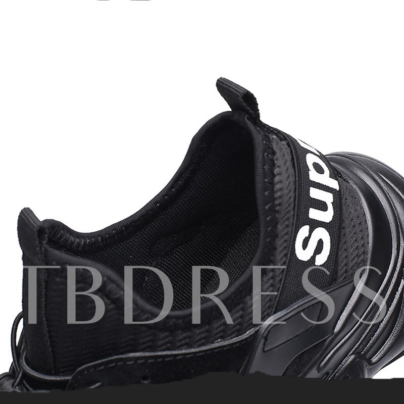 Sports Low-Cut Upper Lace-Up Prints Men's Sneakers