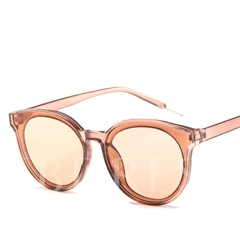Vintage Cat Eye Poly Carbonate Sunglasses