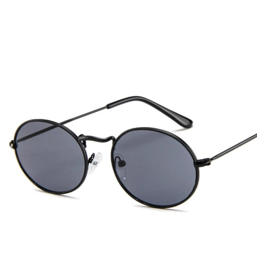 Stylish Resin Poly Carbonate Oval Sunglasses