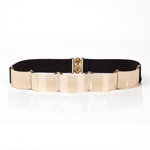 Skinny Fashion Metal Chain Dress Belt for Women
