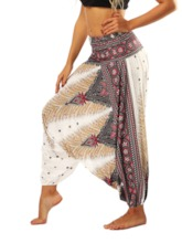 Dashiki Print Women's Yoga Pants