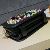 Spring Banquet PU Rectangle Clutches & Evening Bag