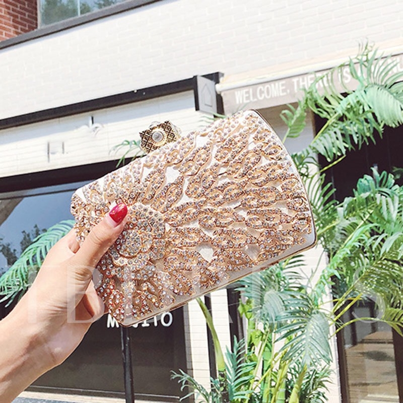 Banquet Rectangle Clutches & Evening Bags