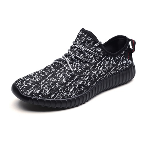 Lace-Up Low-Cut Upper Cotton Lining Lightweight Men's Sneakers