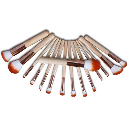 Makeup Brush Set Synthetic Hair Round Foundation Brush