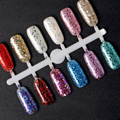 Nail Art Design Manicure 5 Color 15 Ml UV Gel Nail Polish
