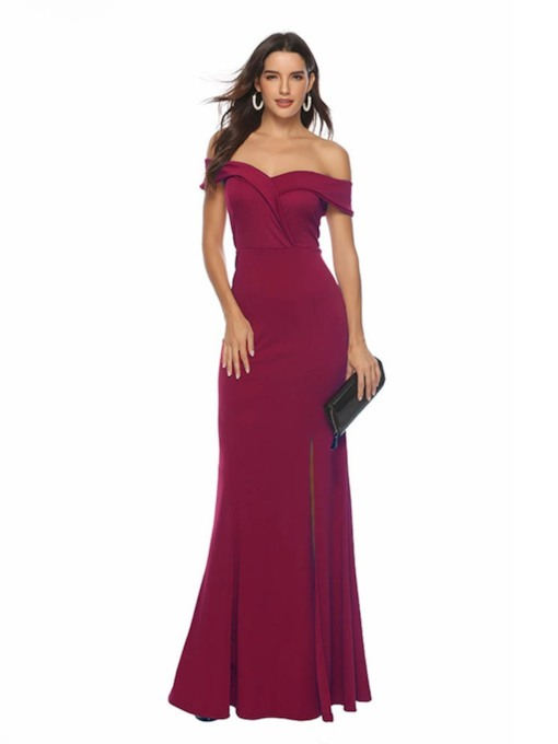 V-Neck Sleeveless Zipper Casual Women's Maxi Dress
