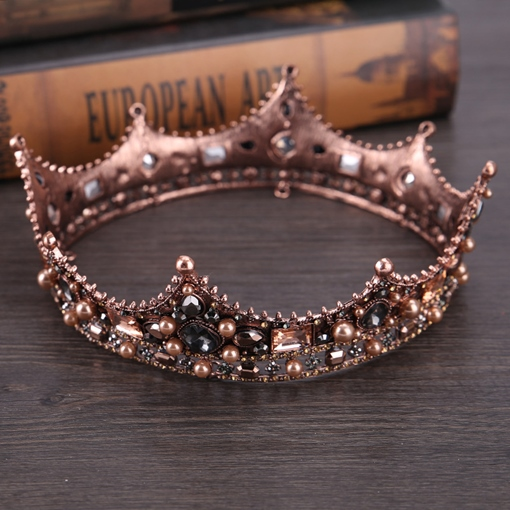 Wedding Tiara European Hair Crown