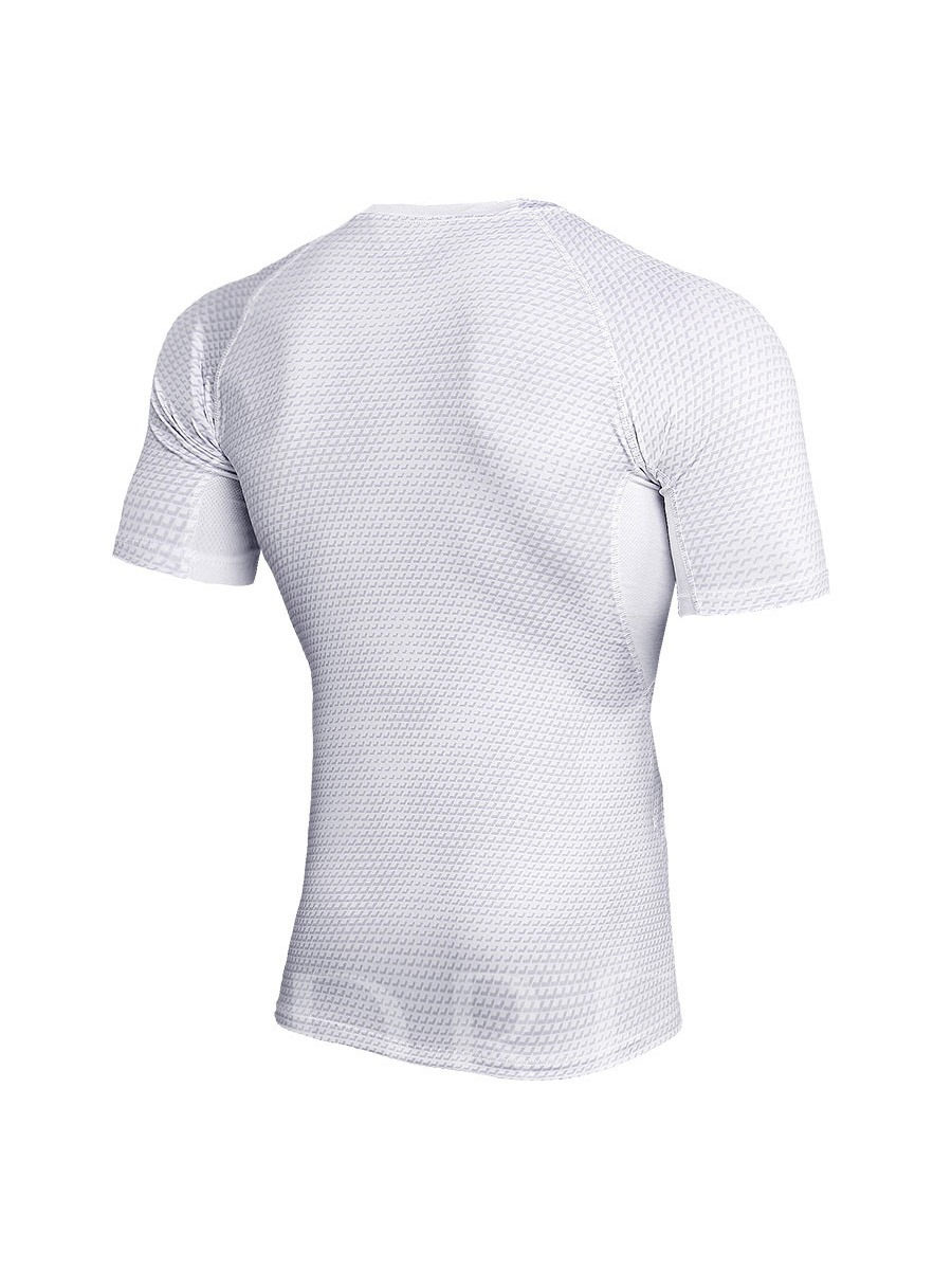 Breathable Lightweight Men's Running Short Tops