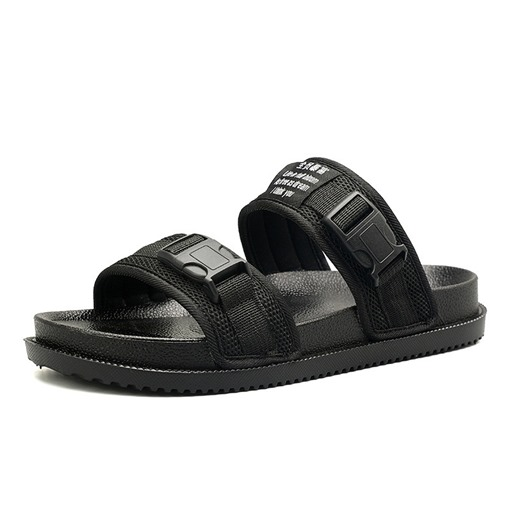 Buckle Slip-On Summer Casual Men's Slippers