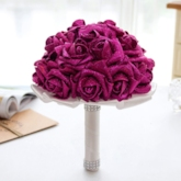 Rose Cloth European Wedding Bouquet