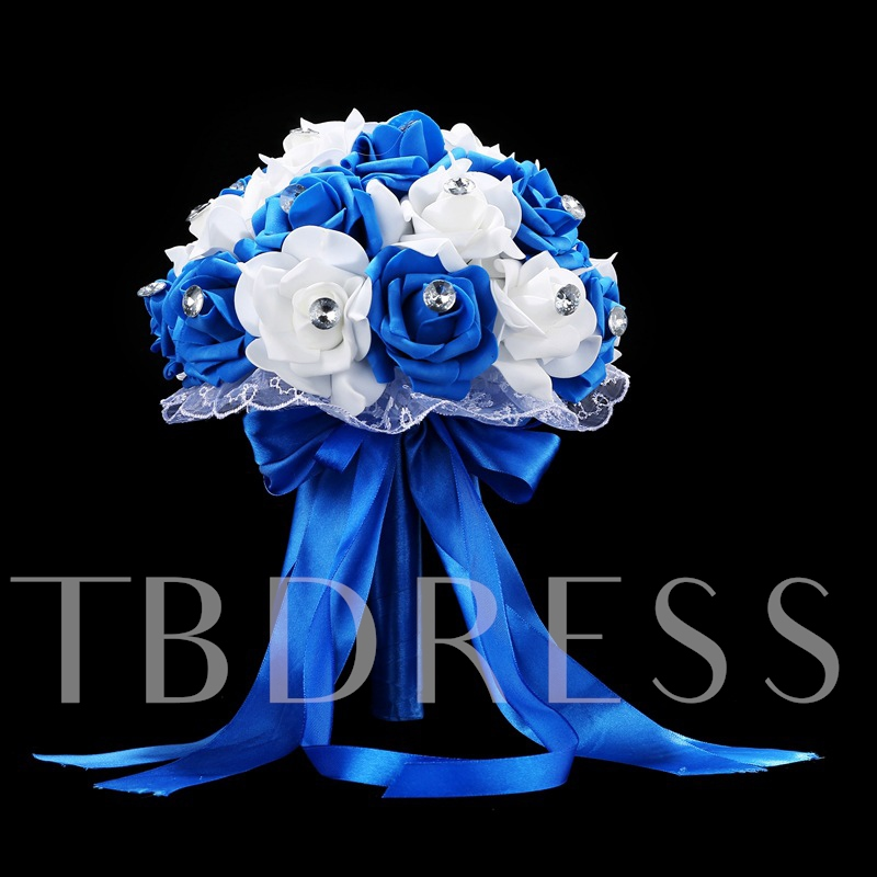 European Rose Cloth Wedding Decorating Flowers