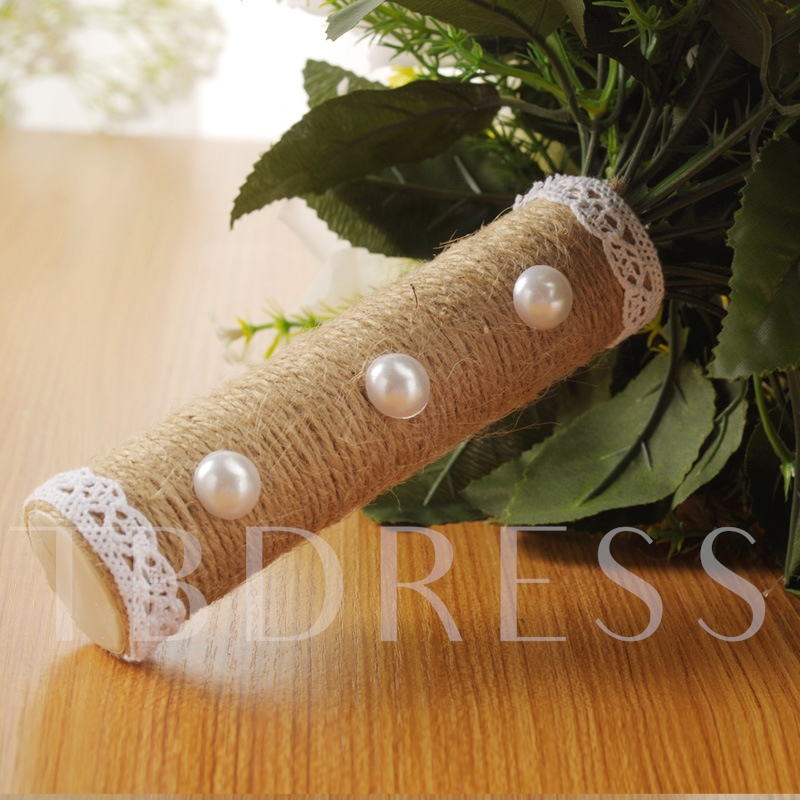 Cloth European Rose Wedding Decorating Flowers