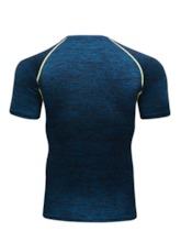 Tight-fitting Breathable Quick Drying Men's Sports T-shirt
