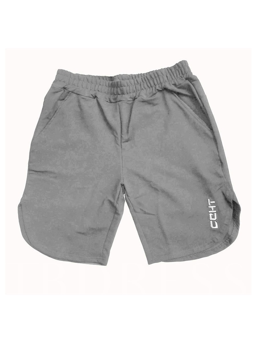 Letter Loose Men's Shorts Pants