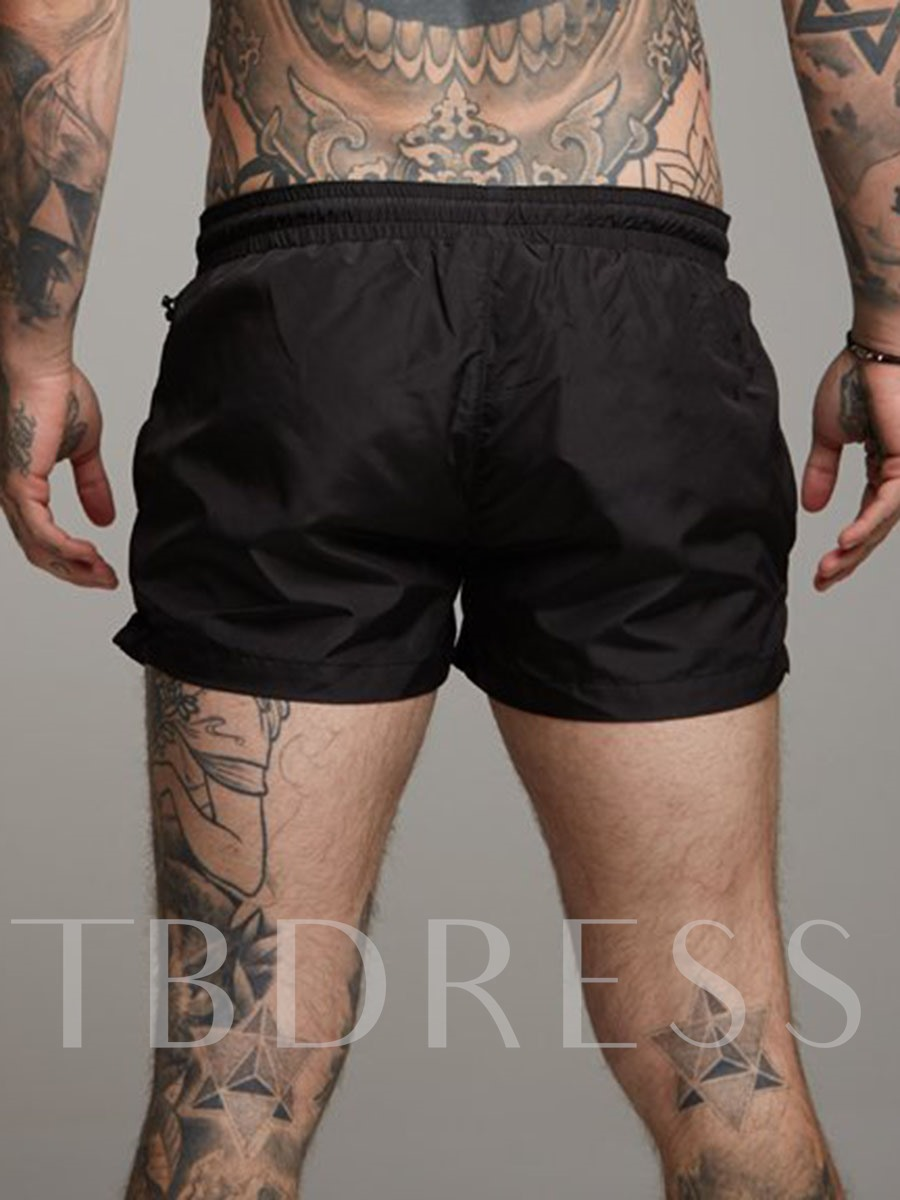 Brief männliche Shorts fallen Hosen