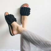 Slip-On Suede Casual Women's Slippers