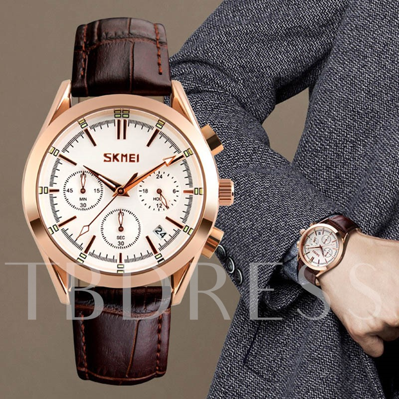 2019 Luxury Stainless Steel Multiple Time Zone Men's Watch