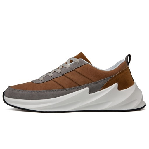 Lace-Up Round Toe Outdoor Men's Sneakers