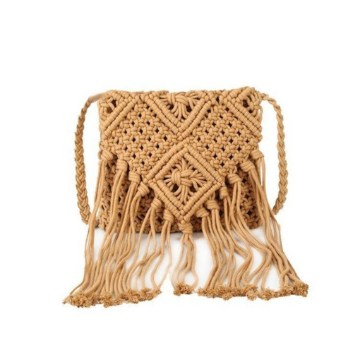 Knitted Bohemian Crossbody Bags