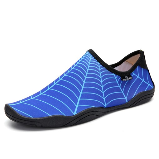 Slip-On Low-Cut Upper Round Toe Men's Beach Shoes