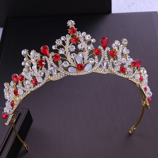 Tiara Handmade Korean Hair Accessories (Wedding)