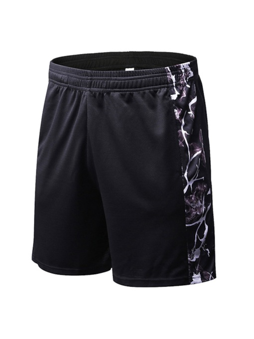Breathable Elastic Men's Sport Short