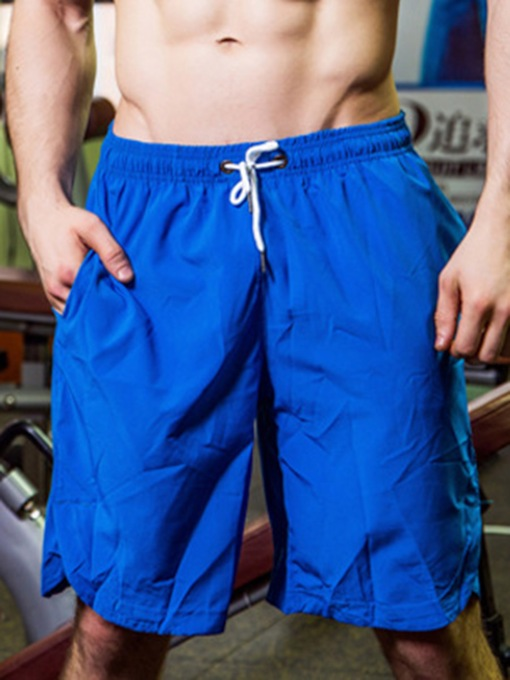 Breathable Pocket Men's Sport Short Pants