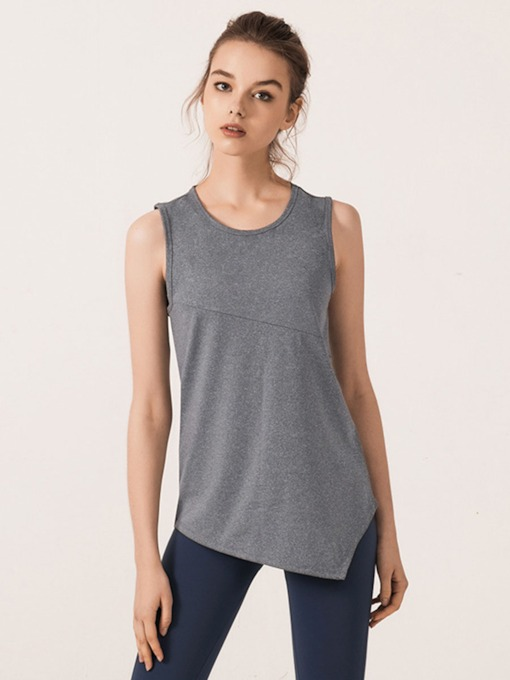 Sleeveless Loose Casual Women's Vest