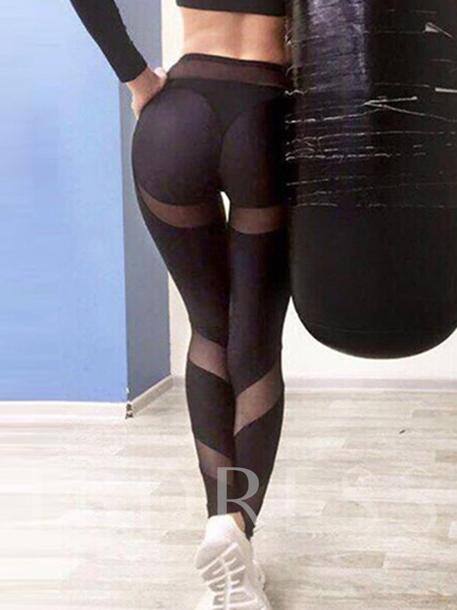 Mesh Breathable Women's Leggings