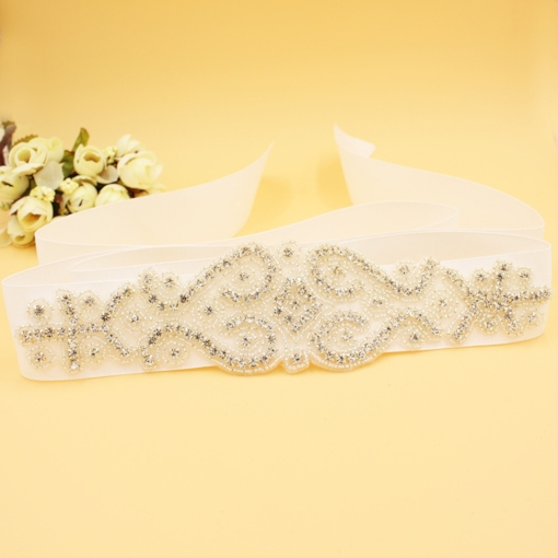 Galloon Regular(2-4cm) Mosaic Bridal Belt 2019