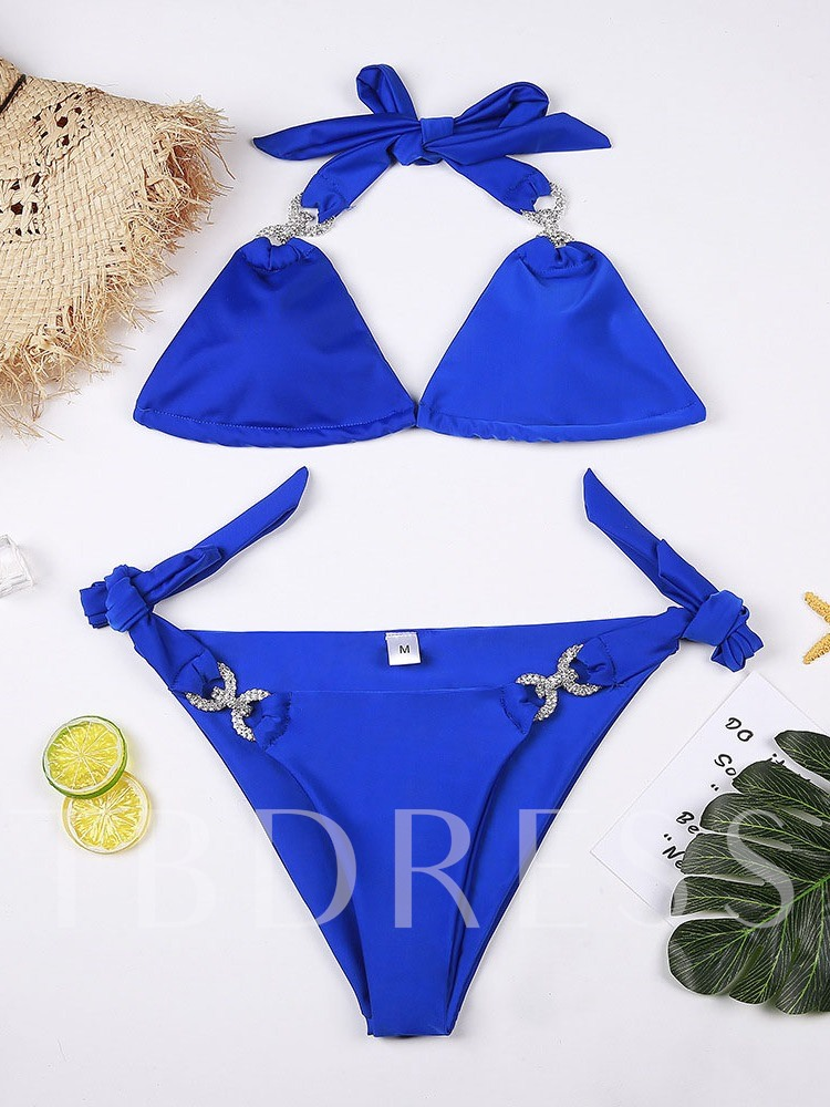 PlainTankini Set Sexy Women's Swimwear