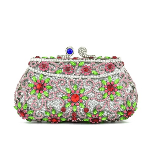 Colored Banquet Clutches & Evening Bags